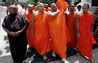 تأهب أمني بسريلانكا مع عقد متطرفين بوذيين أول اجتماع منذ هجمات عيد القيامة   صور