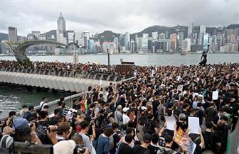 مظاهرات فى هونج كونج لرفض مسودة قانون تسليم الجناة للصين | صور