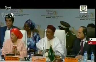 رئيس النيجر: سنركز على تطوير البنية التحتية النهرية والموانى بالقارة الإفريقية
