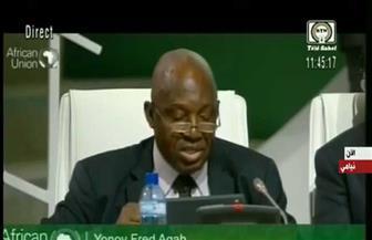 يونوف فريد آجا: اتفاقية التجارة الحرة أكبر حدث تاريخى للقارة الإفريقية