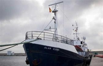مالطا توافق على نقل 65 مهاجرا من سفينة ألمانية إلى أحد موانئها