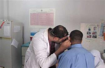 الكشف على 1700 مواطن في قافلة طبية إلى قرية العباسية في دمياط