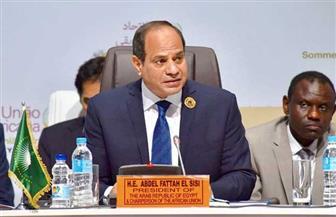 نص كلمة الرئيس السيسي في افتتاح القمة الاستثنائية للاتحاد الإفريقي بالنيجر