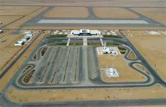 بدء التشغيل التجريبي لمطار العاصمة الإدارية.. غدا