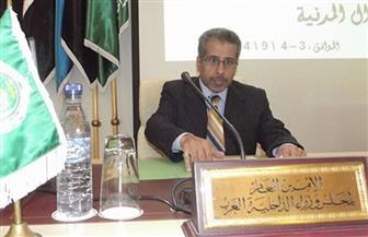 """كلمة الأمين العام لـ""""وزراء الداخلية العرب"""" في ورشة أمنية بتونس"""