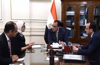 رئيس الوزراء يتابع مع وزيرة الصحة المرحلة التجريبية لمنظومة التأمين الصحي ببورسعيد