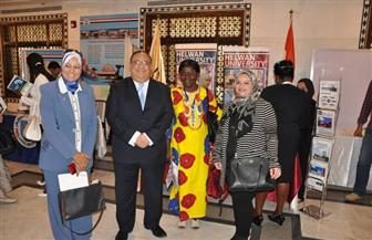 رئيس جامعة حلوان يشارك في المؤتمر العشرين لقادة مؤسسات التعليم العالي في إفريقيا