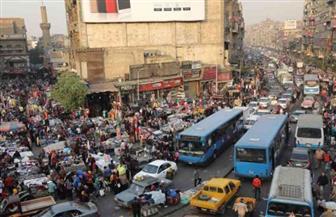 الإحصاء: 98.1 مليون نسمة عدد سكان مصر بالداخل في بداية 2019