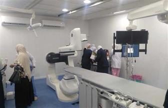 صحة الجيزة: افتتاح وحدة قسطرة القلب بمستشفى الحوامدية | صور