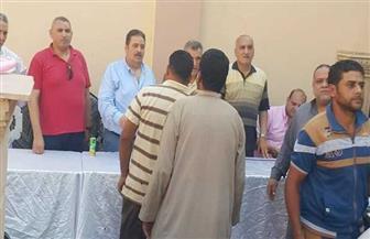 """""""مستقبل وطن"""" بالدقهلية يوزع هدايا على الدارسين في """"محو الأمية""""  صور"""