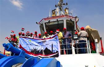 رحلة ميدانية لمدراء التوعية بشركات مياه منطقة القناة