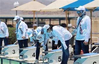 مصر تتقدم نحو مراكز الصدارة في بطولة العالم لسباحة الزعانف