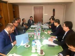 عقد جولة المشاورات السياسية المصرية الصينية حول التعاون في إفريقيا