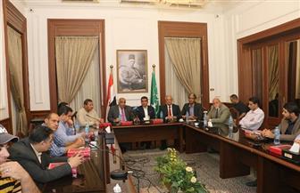 """""""الوفد"""" يحتفل بنجاح مصر في تنظيم البطولة الإفريقية"""
