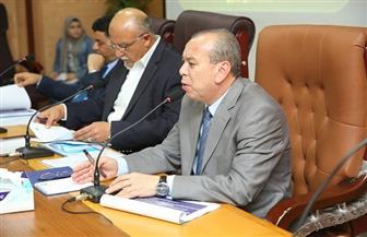 محافظ كفرالشيخ يشكل لجنة للتصالح في مخالفات البناء | صور