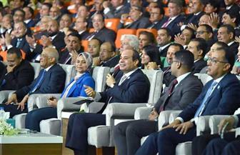 """أبوشقة: المكسب الرئيسي لـ""""مؤتمرات الشباب"""" هو تمكينهم وخلق حالة حوار مع المسئولين وصناع القرار"""