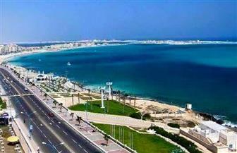 تعرف على أهم شواطئ ومعالم مرسى مطروح في عيد الأضحى| صور