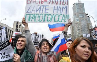 40 ألف متظاهر في موسكو يطالبون بانتخابات حرة