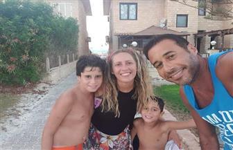 """أحمد السعدني ينعى طليقته: """"كنت أناني وغير مسئول وياريت تسامحيني"""""""