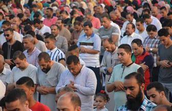 وسط أجواء من الفرحة.. آلاف المصريين يؤدون صلاة عيد الأضحى بالمحافظات| صور