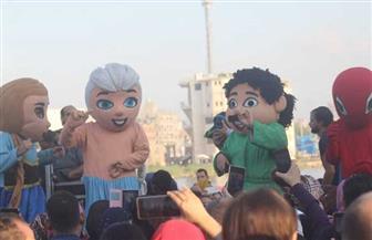 """""""مستقبل وطن"""" يقيم احتفالية وفقرات غنائية واستعراضية في دمياط بمناسبة عيد الأضحى"""