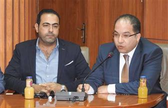 """وفد """"مستقبل وطن"""" ينقل لمحافظ بورسعيد تهنئة رئيس الحزب بمناسبة عيد الأضحي المبارك"""