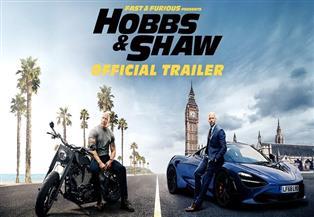 """""""هوبز آند شو"""" يتصدر إيرادات دور السينما الأمريكية للأسبوع الثاني"""