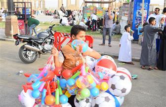 أهالي الأقصر يواصلون احتفالاتهم بثاني أيام عيد الأضحى في الممشى وساحة أبو الحجاج|صور