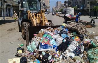 رفع 30 ألف طن مخلفات وقمامة ونواتج أضاحي العيد بالقليوبية