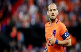 الهولندي ويسلي شنايدر يعتزل كرة القدم