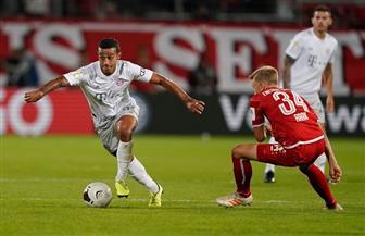 بايرن يفوز 3-1 على كوتبوس ويبلغ الدور الثاني في كأس ألمانيا