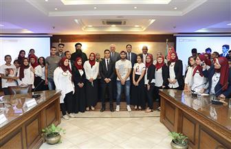 الجيزة تنظم جلسة محاكاة للحكومة المصرية ومجلس النواب لشباب الجيزة