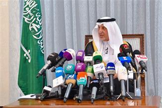 خالد الفيصل: نحو مليوني ونصف حاج أدوا الفريضة هذا العام | صور