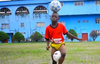 ميسي الصغير يتألق في نيجيريا | فيديو