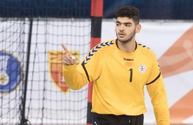 نتيجة بحث الصور عن عبد الرحمن حميد لاعب كره اليد