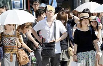 وفاة 23 شخصا و12 ألف مصاب بسبب ارتفاع درجات الحرارة في اليابان