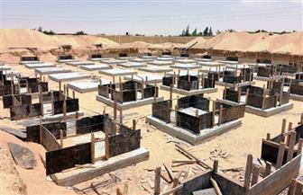 """""""الري"""" في شمال سيناء: مشروعات في """"رابعة"""" و""""بئر العبد"""" باستثمارات 819,5 مليون جنيه"""