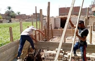 محافظ أسيوط: تنفيذ 429 حالة إزالة واسترداد 15 ألف فدان |صور