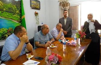 محافظ الشرقية يجتمع بأهالي ديرب نجم لمطالبتهم بتقنين أوضاع أراضي الدولة| صور