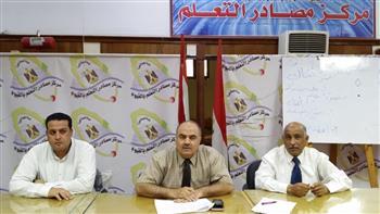 إجراءات لتحقيق الانضباط بامتحانات الدور الثاني للثانوية العامة بالفيوم