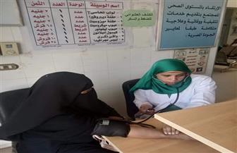الكشف على 738 مواطنا مجانا فى قافلة طبية بأولاد عليو بسوهاج | صور