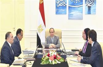 تفاصيل اجتماع الرئيس السيسي حول إطلاق البوابة الحكومية للخريطة الاستثمارية الصناعية الموحدة
