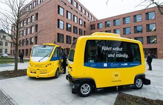 برلين تختبر أول حافلة ذاتية القيادة في النقل العام | صور