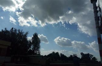 عاصفة ترابية ورعد وأمطار تجتاح مدن وقرى سوهاج