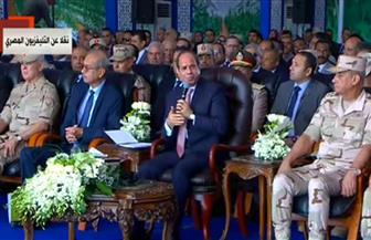 الرئيس السيسي يكلف القوات المسلحة والداخلية بحل مشكلات محور المحمودية خلال يومين
