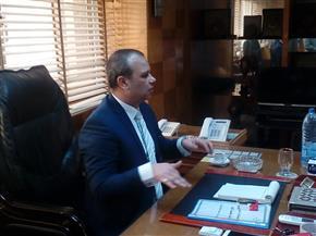 رئيس مدينة المحلة الجديد يوجه بتنفيذ حملة لإزالة إشغالات ميدان الششتاوى وفتح المحلات المغلقة  صور