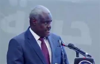 رئيس مفوضية الاتحاد الإفريقي: توقيع اتفاق نقل السلطة يؤسس لمرحلة جديدة نحو الديمقراطية بالسودان