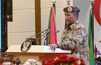 """""""البرهان"""" يكرم الوسيط الإفريقي والإثيوبي.. ويؤكد: الثورة حققت أهدافها بجهد الشعب السوداني"""