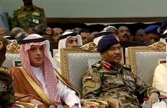 الجبير: استقرار السودان يسهم في تحقيق السلم والأمن بالمنطقة