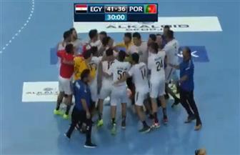 سجل يا تاريخ.. مصر تهزم البرتغال وتصعد لنهائي مونديال الناشئين لليد للمرة الأولى